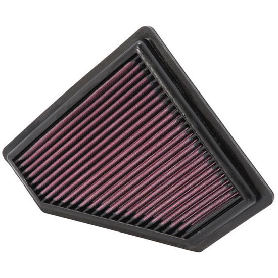 K&N 33-2401 Lifetime Performance Air Filter, Ford 2.0L
