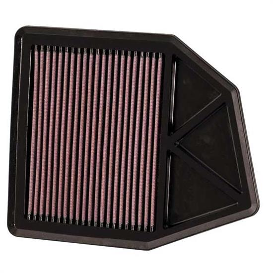 K&N 33-2402 Lifetime Performance Air Filter, Honda 2.4L