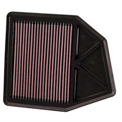 K&N 33-2402 Lifetime Performance Air Filter, Honda 2.4L
