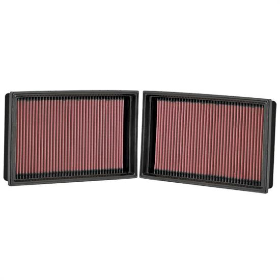 K&N 33-2410 Lifetime Performance Air Filter, BMW 4.8L-6.0L