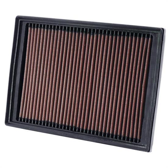 K&N 33-2414 Lifetime Performance Air Filter, Land Rover 2.2L-3.2L