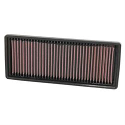 K&N 33-2417 Lifetime Performance Air Filter, Smart 0.8L-1.0L