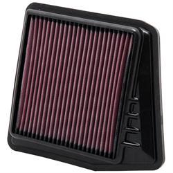 K&N 33-2430 Lifetime Performance Air Filter, Acura 2.4L, Honda 2.4L
