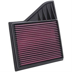 K&N 33-2431 Lifetime Performance Air Filter, Ford 3.7L-5.0L
