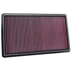 K&N 33-2432 Lifetime Performance Air Filter, Dodge 8.4L, SRT 8.4L