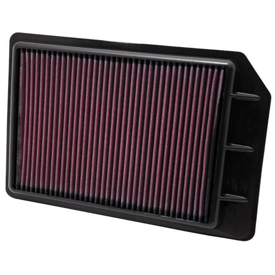 K&N 33-2441 Lifetime Performance Air Filter, Suzuki 2.4L