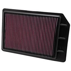 K&N 33-2441 Lifetime Performance Air Filter, Suzuki 2.4L