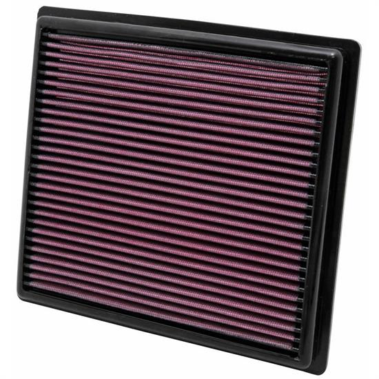 K&N 33-2443 Lifetime Air Filter, Lexus 2.0L-3.5L, Toyota 2.7L-3.5L