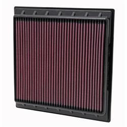 K&N 33-2444 Lifetime Performance Air Filter, Cadillac 2.8L-3.6L