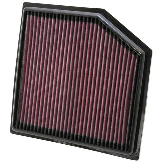 K&N 33-2452 Lifetime Performance Air Filter, Lexus 2.0-4.6, Toyota 2.2
