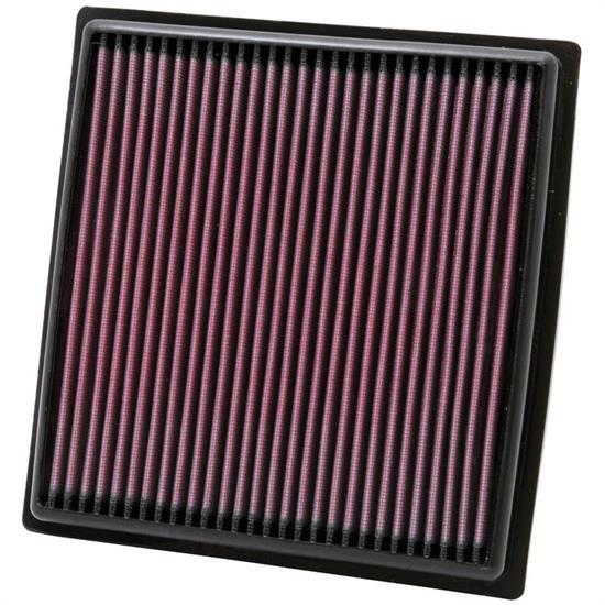 K&N 33-2455 Lifetime Performance Air Filter, Lexus 3.5L, Toyota 3.5L