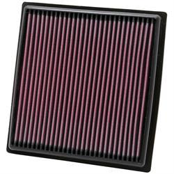 K&N 33-2455 Lifetime Performance Air Filter, Lexus 3.5L, Toyota 3.5L