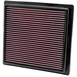 K&N 33-2457 Lifetime Air Filter, Dodge 3.6L-5.7L, Jeep 3.6L-6.4L