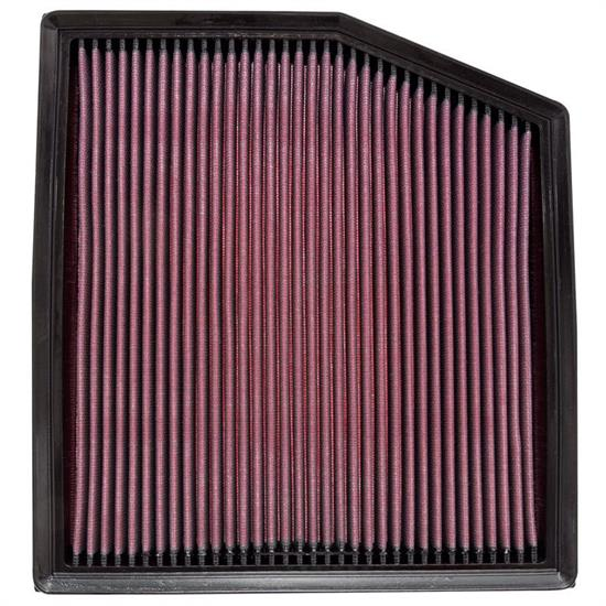 K&N 33-2458 Lifetime Performance Air Filter, BMW 3.0L