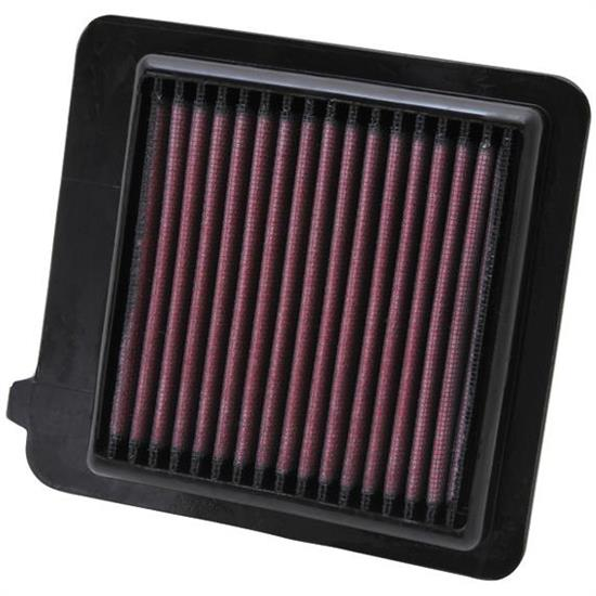 K&N 33-2459 Lifetime Performance Air Filter, Honda 1.5L
