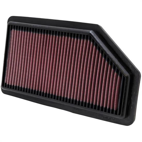 K&N 33-2461 Lifetime Performance Air Filter, Honda 3.5L