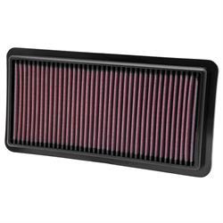 K&N 33-2463 Lifetime Performance Air Filter, Suzuki 2.0L
