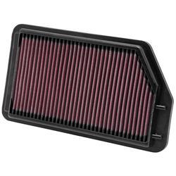 K&N 33-2469 Lifetime Performance Air Filter, Kia 2.0L