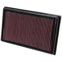 K&N 33-2475 Lifetime Performance Air Filter, Chevy 3.6L