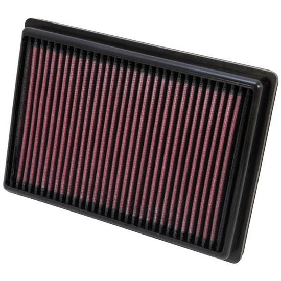 K&N 33-2476 Lifetime Performance Air Filter, Chevy 1.2L-1.8L