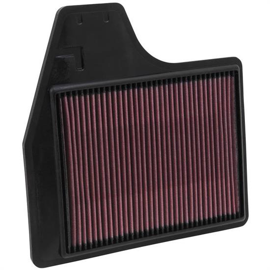 K&N 33-2478 Lifetime Performance Air Filter, Nissan 2.5L