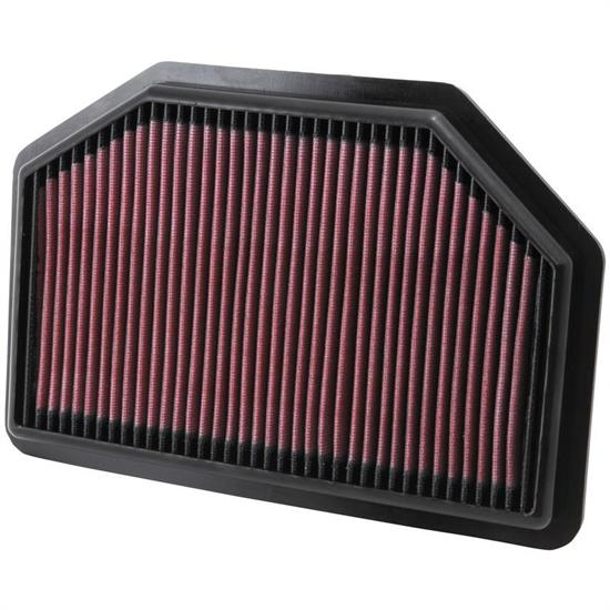 K&N 33-2481 Lifetime Performance Air Filter, Hyundai 3.8L