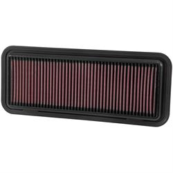 K&N 33-2486 Lifetime Performance Air Filter, Scion 1.3, Toyota 1.0-1.3