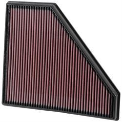 K&N 33-2496 Lifetime Air Filter, Cadillac 2.0L-3.6L, Chevy 2.0L-3.6L