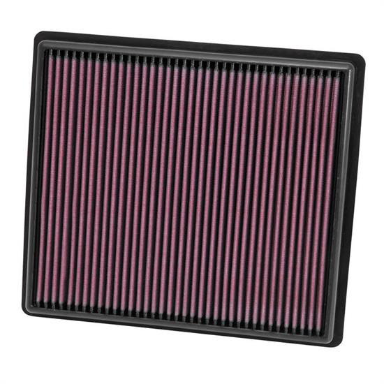 K&N 33-2497 Lifetime Performance Air Filter, Buick 2.0, Chevy 2.0-2.5