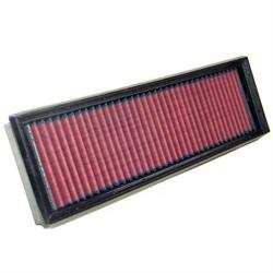 K&N 33-2504 Lifetime Performance Air Filter