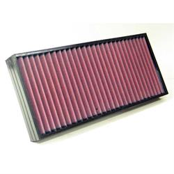K&N 33-2507 Lifetime Performance Air Filter, Alfa Romeo 1.6L