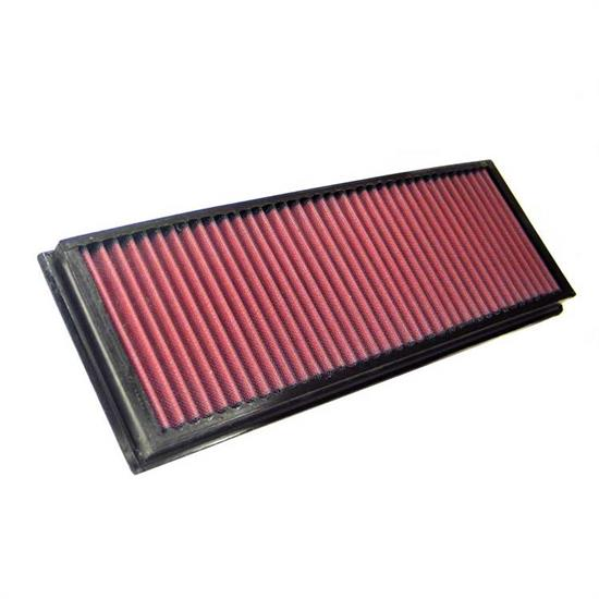 K&N 33-2514 Lifetime Performance Air Filter, Ford 1.6L