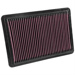 K&N 33-2521 Lifetime Performance Air Filter, Honda 2.0L