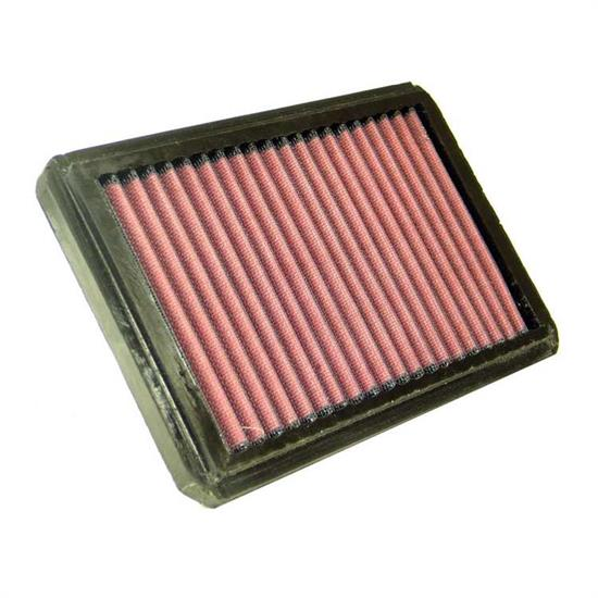 K&N 33-2523 Lifetime Performance Air Filter, Suzuki 1.3L