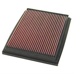 K&N 33-2526 Lifetime Performance Air Filter, Volvo 2.0L-3.0L