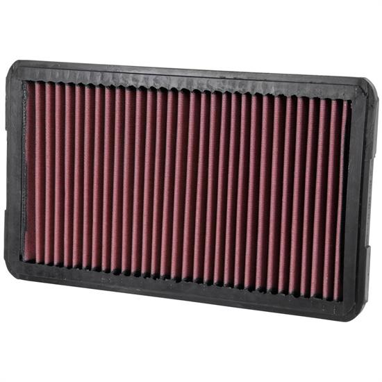K&N 33-2530 Lifetime Air Filter, BMW 2.0L-3.2L, Porsche 3.0L-3.6L