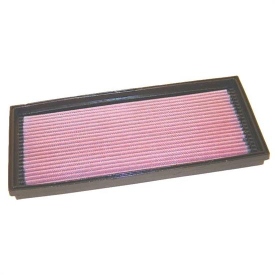 K&N 33-2538 Lifetime Performance Air Filter, Volvo 2.0L-2.3L