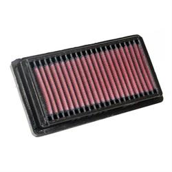 K&N 33-2544 Lifetime Air Filter, Fiat 0.7L-1.1L, Lancia 1.0L-1.1L