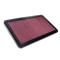 K&N 33-2545 Lifetime Performance Air Filter, Alfa Romeo 2.0L-3.0L