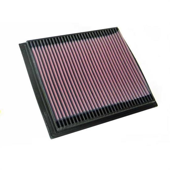 K&N 33-2548-A Lifetime Air Filter, Daewoo 1.5L-2.0L, Opel 1.8L-2.0L