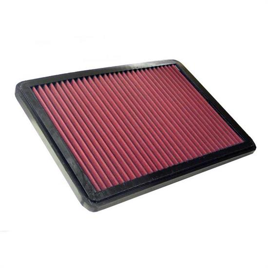 K&N 33-2559 Lifetime Performance Air Filter, BMW 3.5L