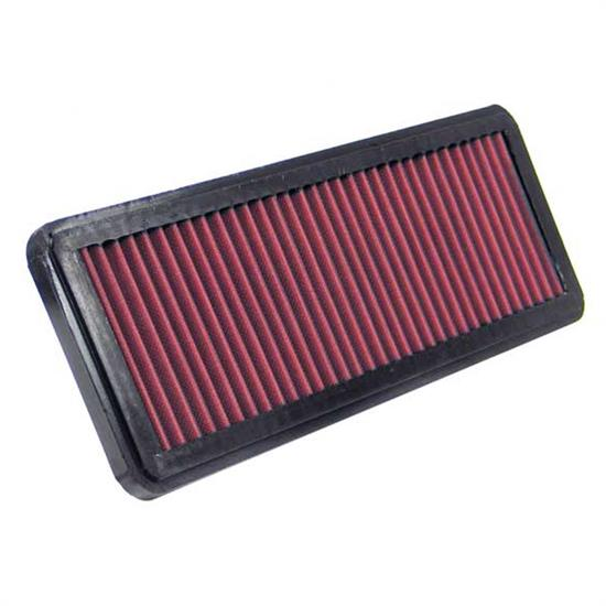 K&N 33-2570 Lifetime Performance Air Filter, Porsche 2.0L, VW 1.8L