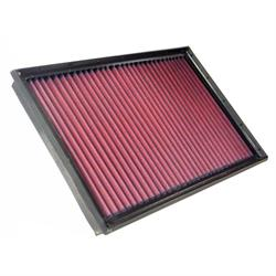 K&N 33-2577 Lifetime Performance Air Filter, BMW 2.4L