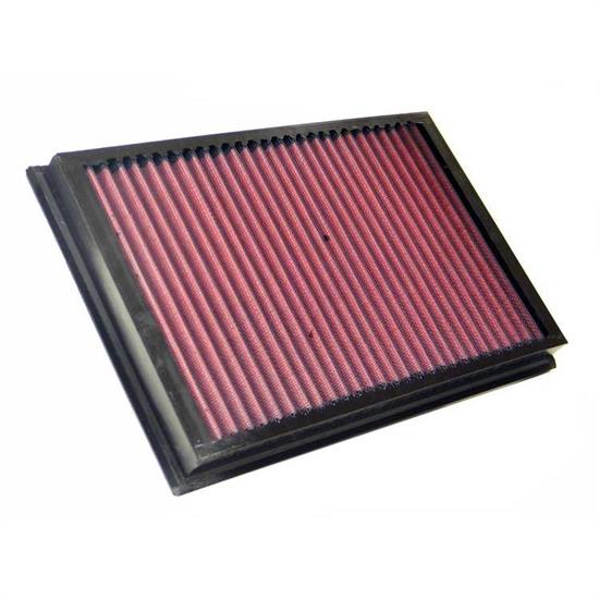 K&N 33-2593 Lifetime Air Filter, Fiat 2.0L-2.5L, Lancia 2.0L-2.8L