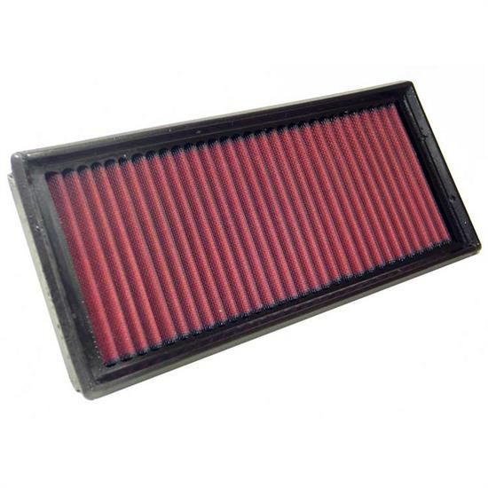 K&N 33-2599 Lifetime Performance Air Filter, Ford 1.8L