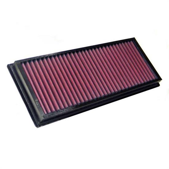 K&N 33-2631 Lifetime Performance Air Filter, Seat 1.7L