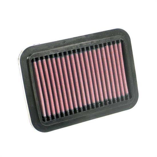 K&N 33-2633 Lifetime Performance Air Filter, Daihatsu .66L
