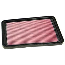 K&N 33-2645 Lifetime Performance Air Filter, Alfa Romeo 2.0L-3.0L