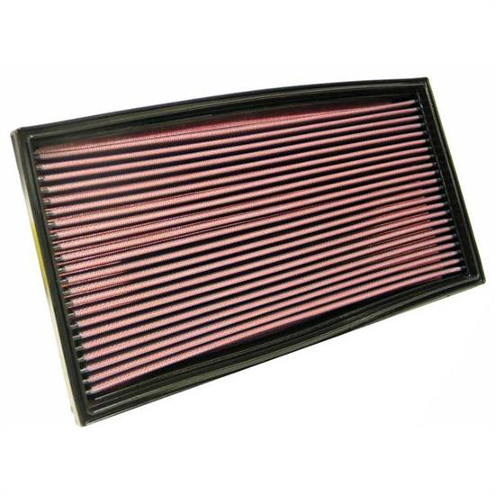 K&N 33-2648 Lifetime Air Filter, Citroen 2.0L-3.0L, Peugeot 2.0L-3.0L