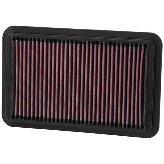 K&N 33-2676 Lifetime Air Filter, Ford 2.0L-2.5L, Mazda 1.6L-2.0L